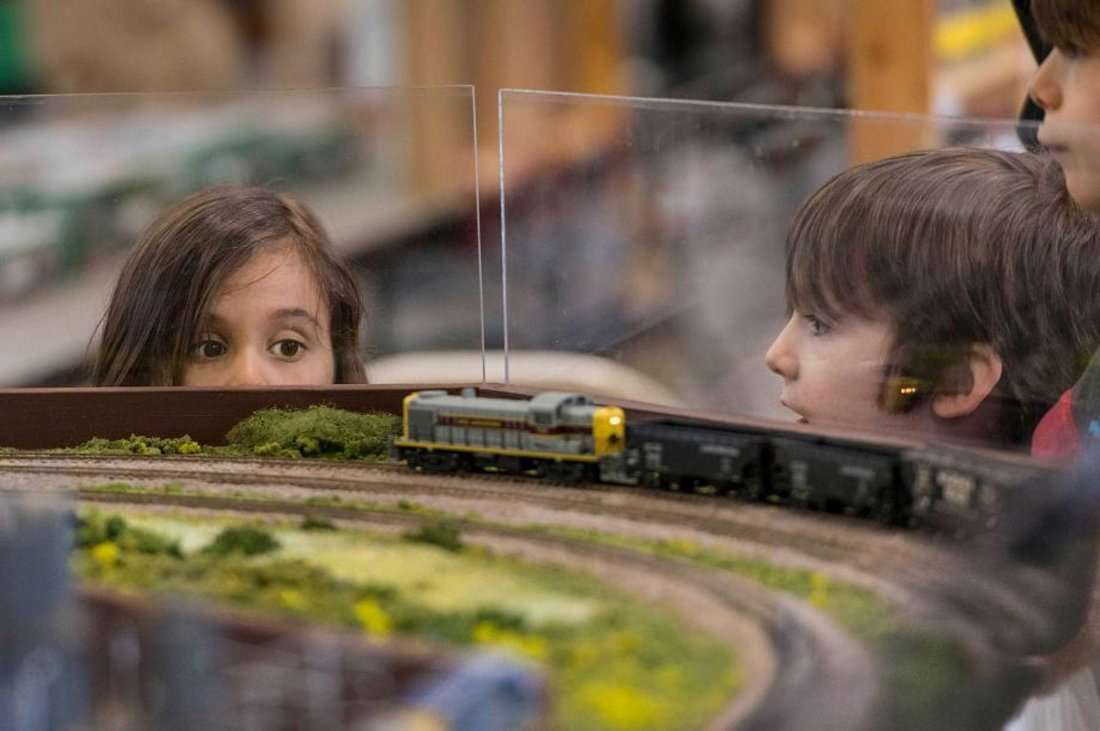 19th TAMPA MODEL TRAIN SHOW - June 2nd & 3rd