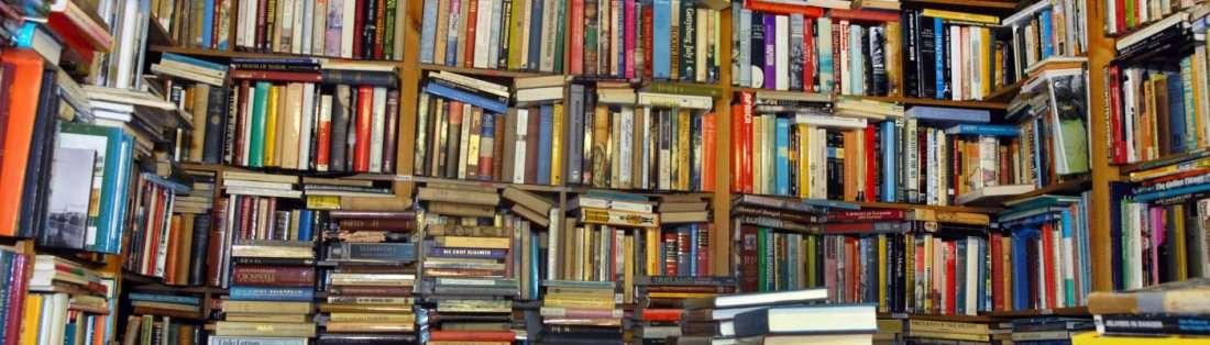 8th Annual Used Book Fair