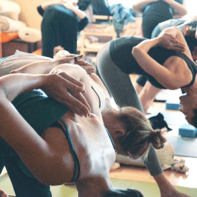 BERA Hall Morning Hatha Yoga with EveryDay Yoga Ireland