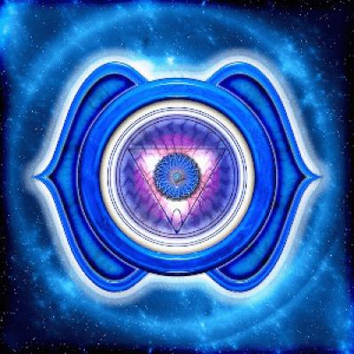 Third Eye Chakra with Reiki Meditation