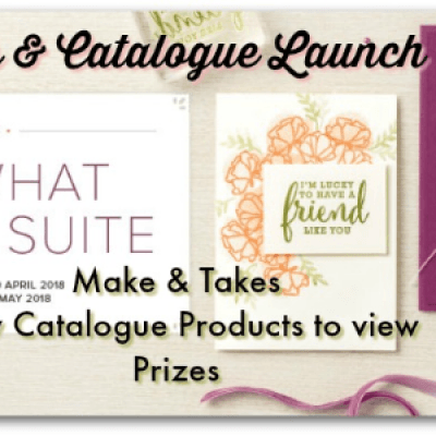June Card Class &amp Catalogue Launch