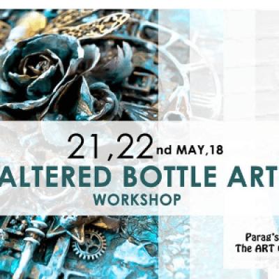 Altered bottle Workshop