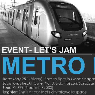 Lets Jam [Topic METRO RAIL]