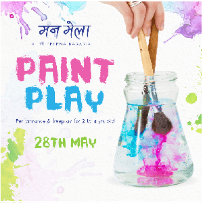 Paint Play ( 28 May )