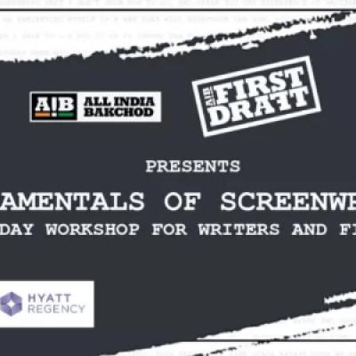 AIB First Draft Fundamentals of Screenwriting