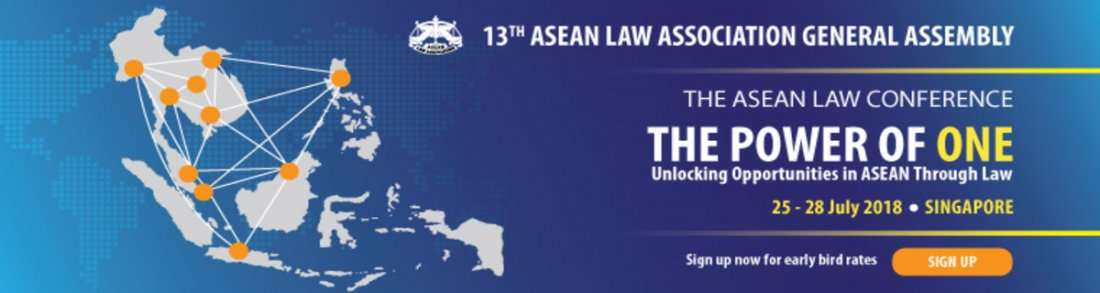 ASEAN Law Conference 2018 (Singapore)