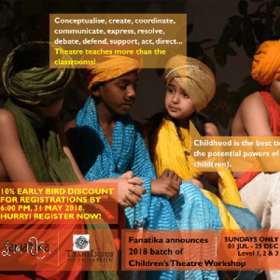 Childrens Theatre Workshop at Fanatika (CTW)