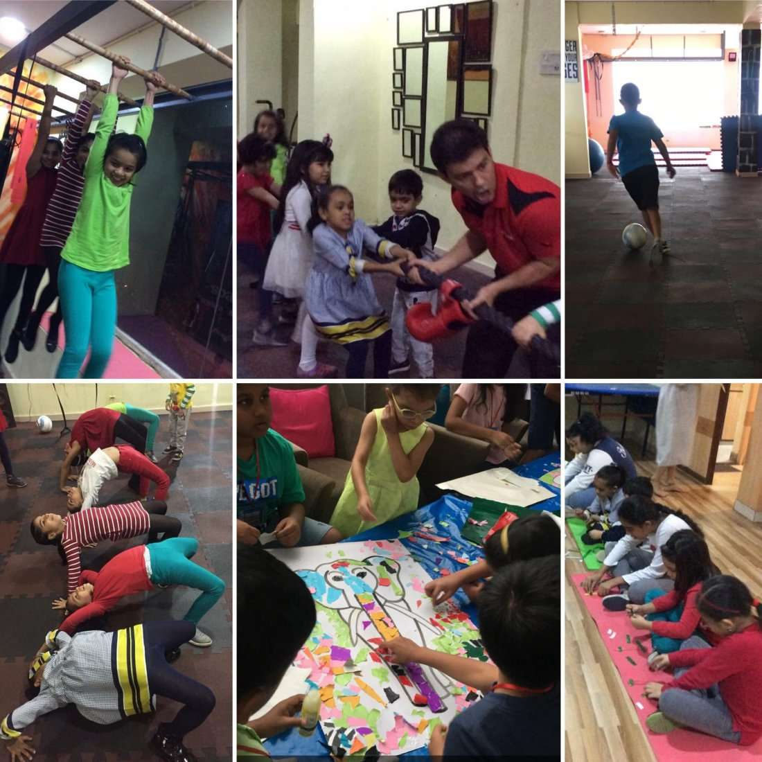 Creative Minds Healthy Bodies - Summer Camp for Kids