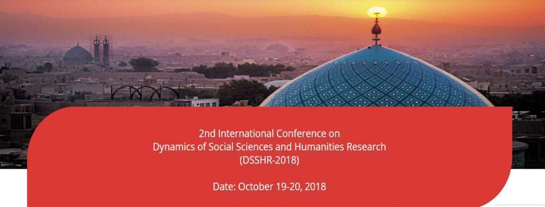 2nd International Conference on Dynamics of Social Sciences and Humanities Research (DSSHR-2018)