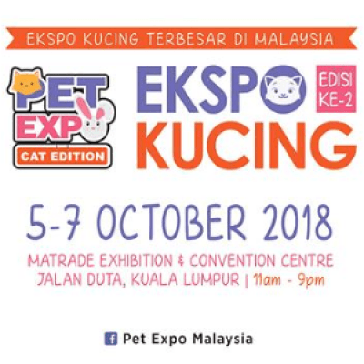 EKSPO KUCING 2018