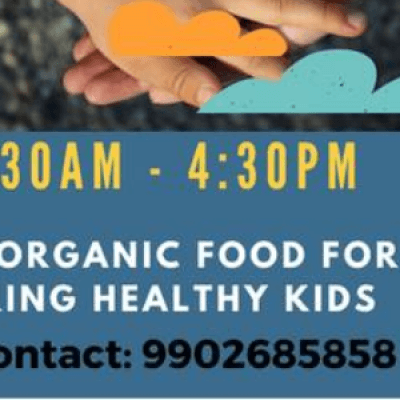 ORGANIC Food &amp Lifestyle for CONCEIVING &amp Nurturing HEALTHY KIDS