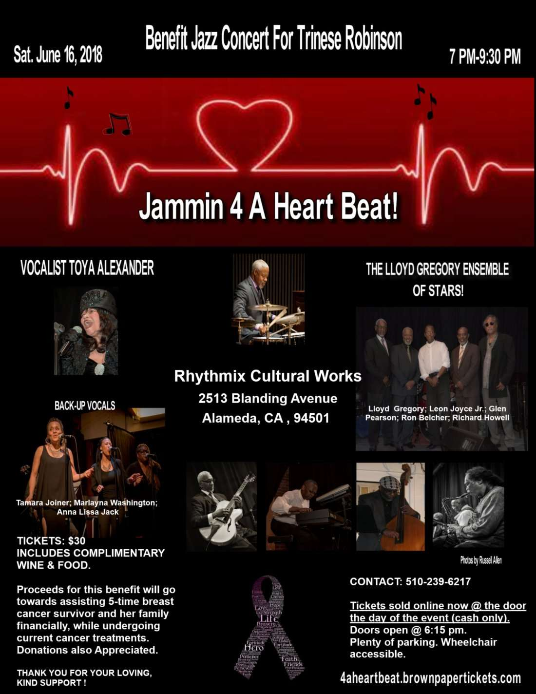 Jammin 4 A Heart Beat