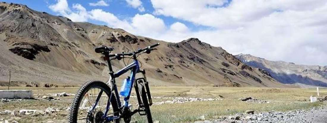 Cycle Ride - Manali to Leh by Disc & Drum