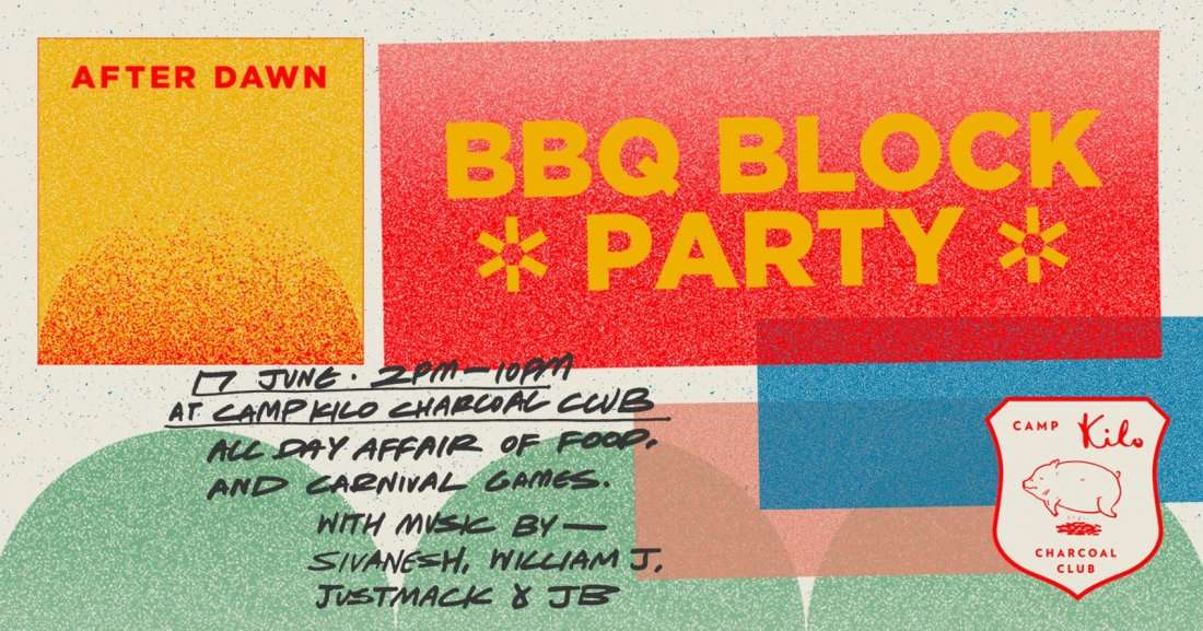 After Dawn BBQ Block Party