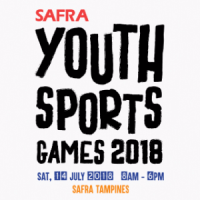SAFRA Youth Sports Games