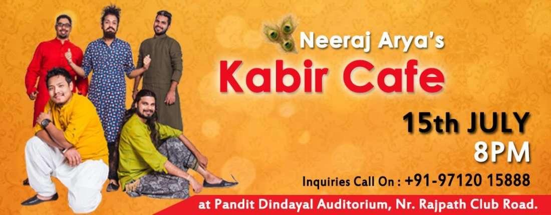 Kabir Cafe - Live in Ahmedabad
