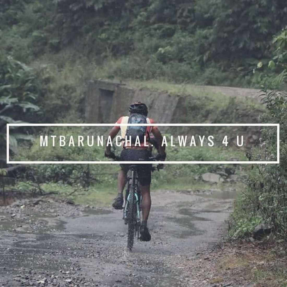MTB Arunachal Hornbills Flight International Race
