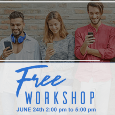 Free Digital Marketing Workshop to Grow your Business  Career