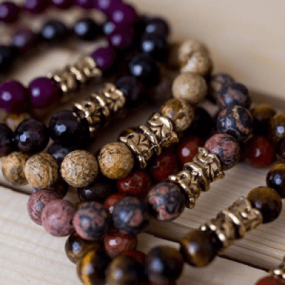 Create your own intention bracelet workshop