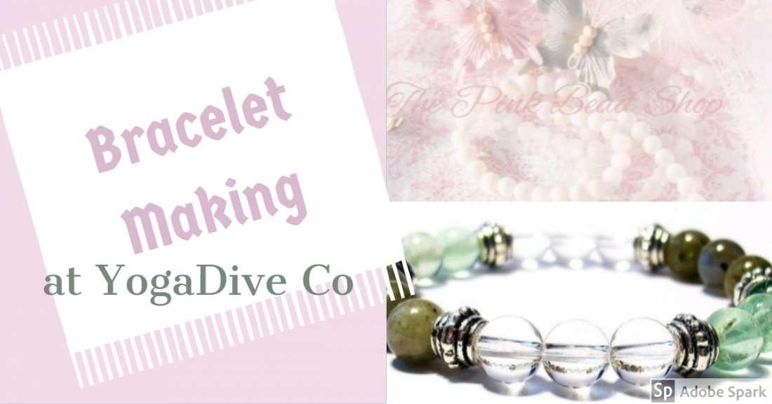 Bracelet Making Workshop