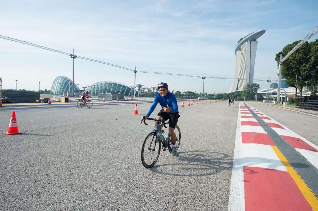 City60 Bike Run Singapore