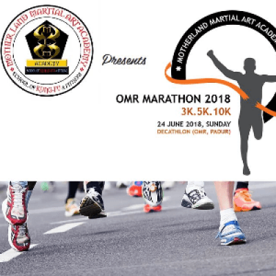 OMR Marathon 2018 - Run for the education of Irula Tribe Children