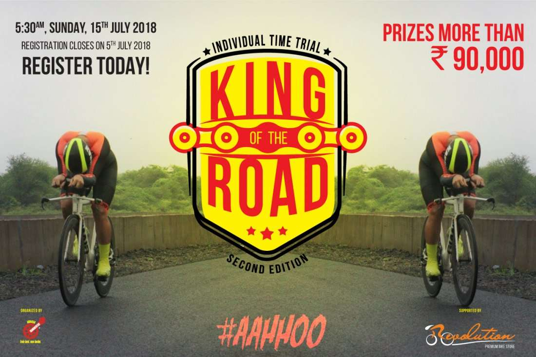 King Of The Road - An Individual Time Trial