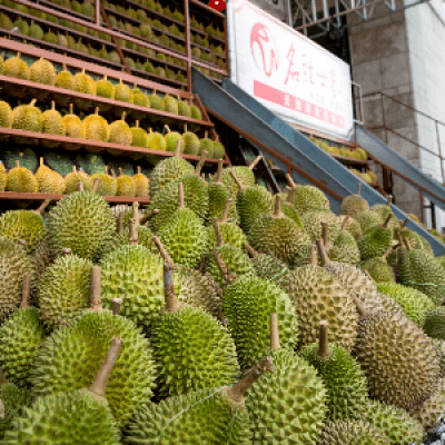 Durian Pop-Up Stall Malaysian Food Street Waterfront (0607  0808 10am  9pm)