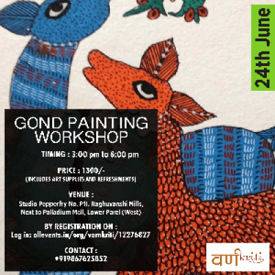 Gond Painting Workshop