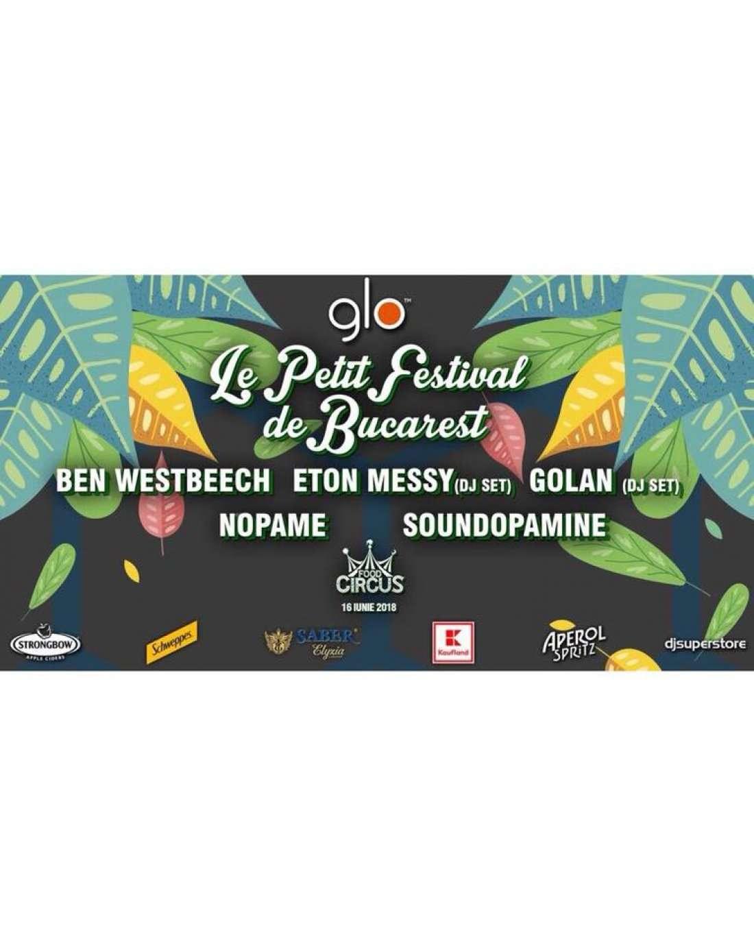 Le Petit Festival de Bucarest - Iunie 2018 - Your summer Boutique Festival