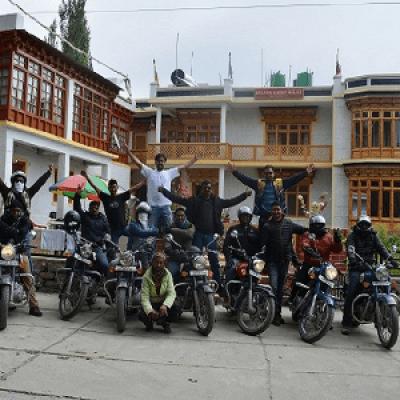 Manali-Leh Motorbike Expeditions 2018
