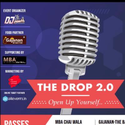 The drop2.O (open Mic)
