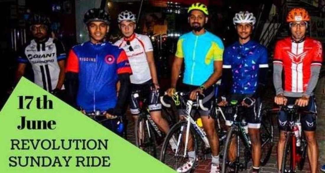 Revolution Sunday Ride