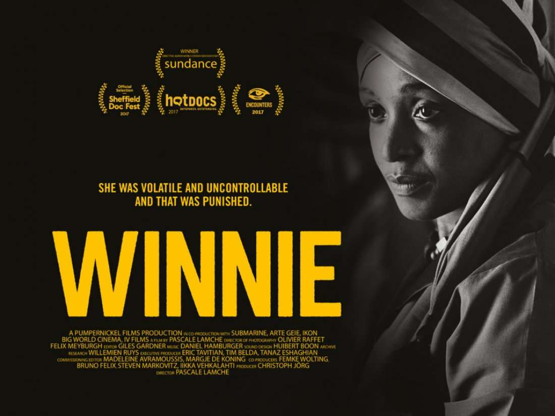 Winnie - the legacy - a young womans leadership (Film & Discussion)