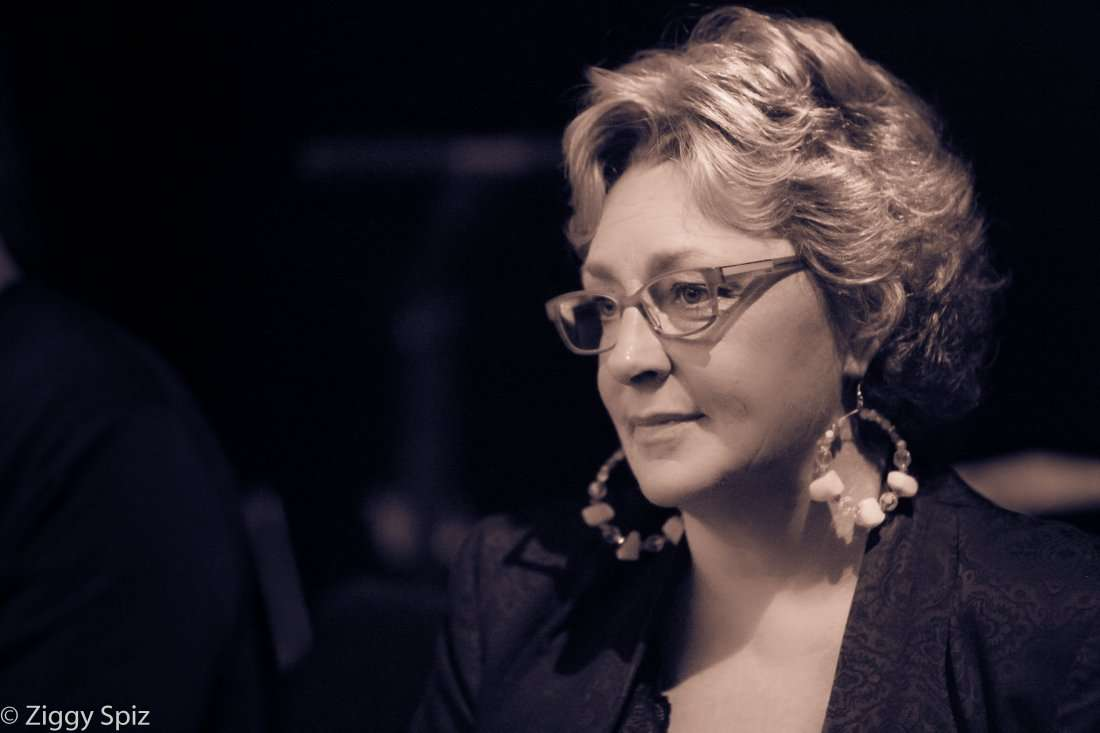 Jazz in the Alley with Greta Matassa at DiStefano Winery