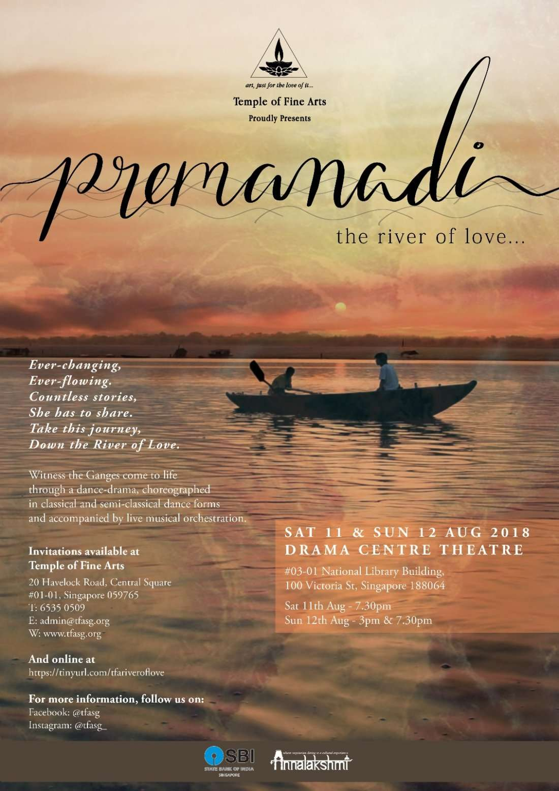 Premanadi-The River of Love