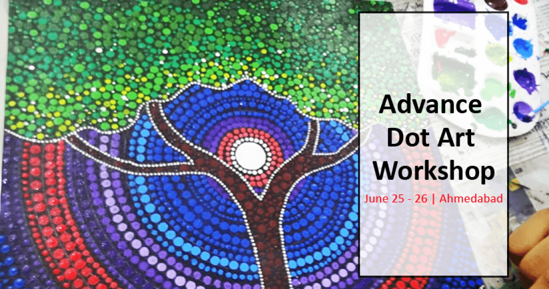 Advance Dot Art Workshop