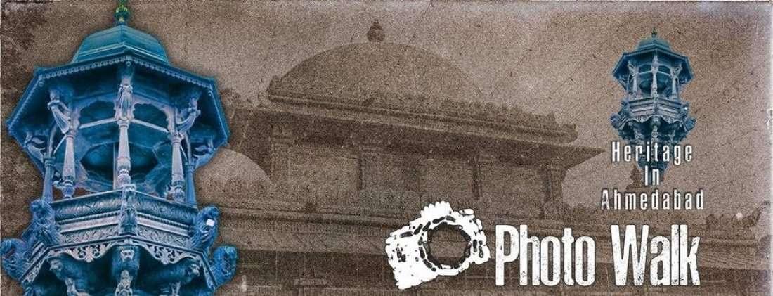 Heritage in Ahmedabad (Photo Walk)