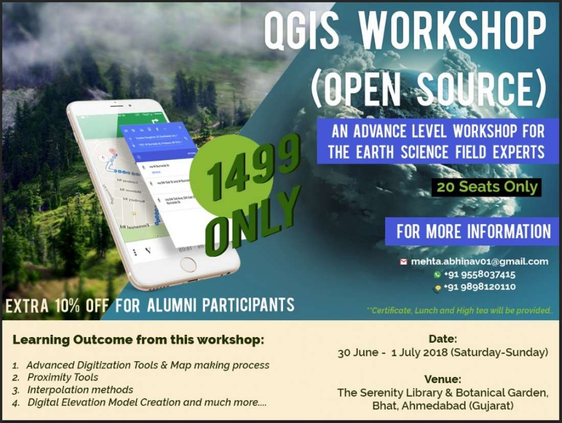 QGIS Workshop (GIS)