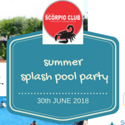 Summer Splash Pool Party