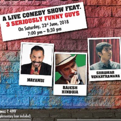 A One Night Standup - Live Comedy Show
