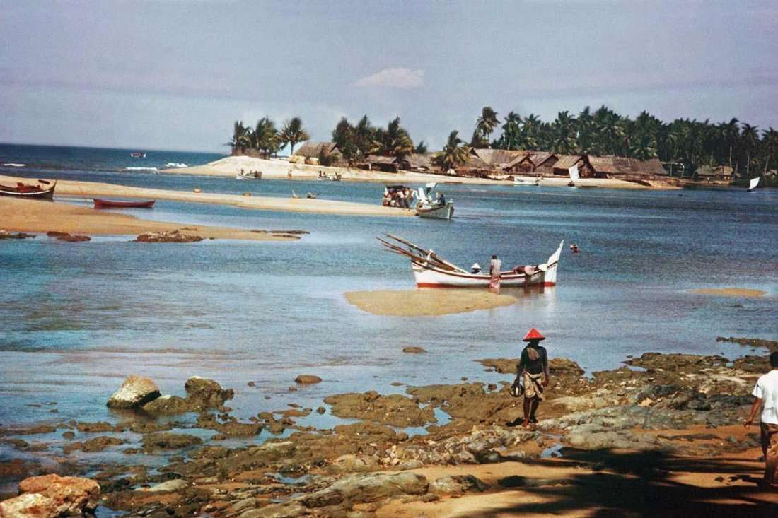 Marang The 1950s in Colour and Monochrome