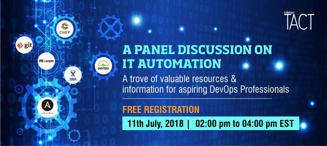 DevOps A Panel Discussion on IT Automation