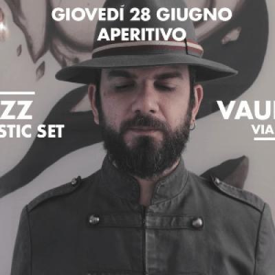 LeSeb presentano LAperitivo ... Leo Lazz Acoustic set