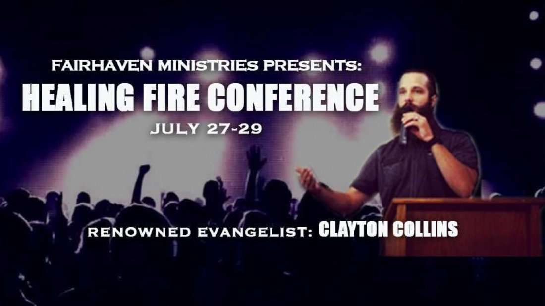 Healing Fire Conference