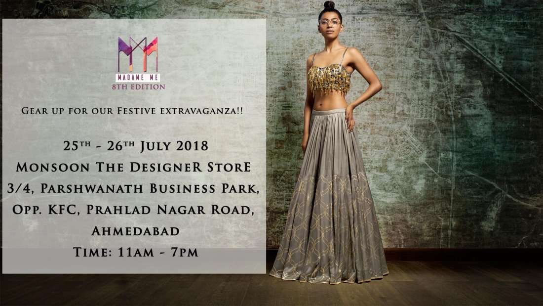 Dont Miss Out Madame Mes 8th Edition of Festive Popup