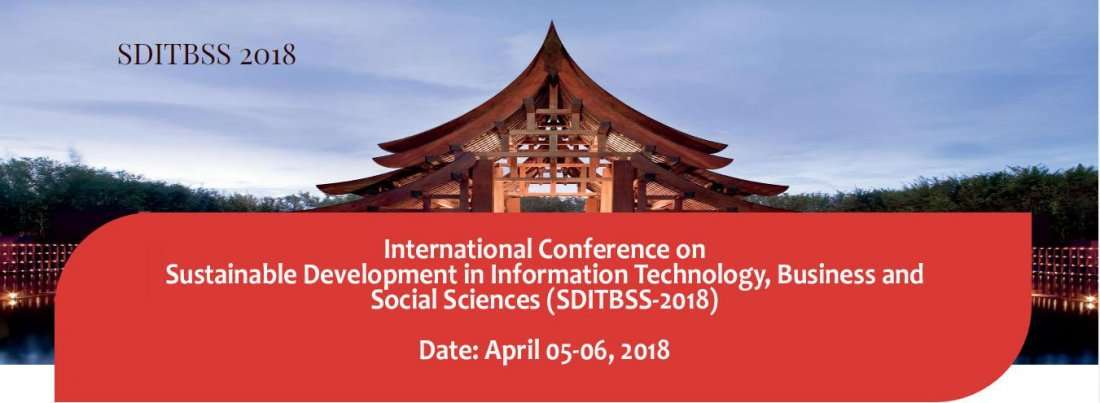 2nd Sustainable Development in Information Technology Business and Social Sciences (SDITBSS-19)