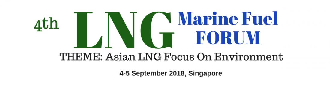 4th LNG Marine Fuel Forum