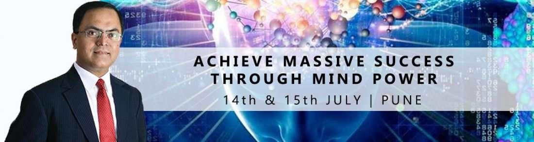 Free Seminar  Achieve Massive Success through Mind Power