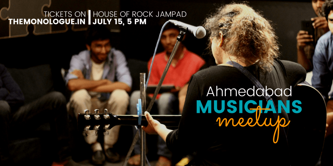 Musicians Meetup with Munaf Luhar
